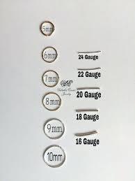 Labret Stud Size Chart Nose Stud Size Chart Futurenuns Info
