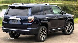 2014 Toyota 4Runner Limited Specs | Design Review - YouTube