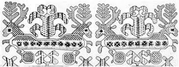Tetování Jelen V Lese