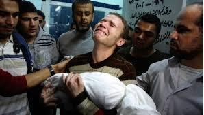 Image result for 90درصد قربانیان غزه در جنگ 50 روزه