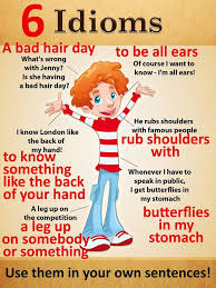 best english idioms and slang images english 6 idioms body parts