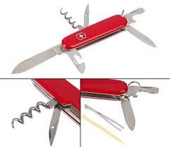 <b>Нож перочинный Victorinox Tourist</b> - Красный (0.3603) – купить в ...