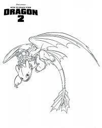 Kleurplaat Disney Kleurplaat How To Train Your Dragon Animaatjesnl