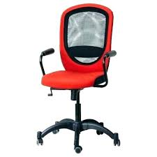 O Ikea Red Desk Chair Office Chairs Swivel