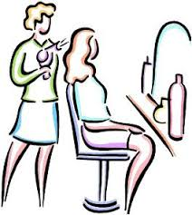 Image result for hairdressers clipart
