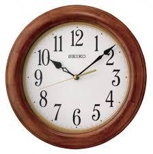 11 5in seiko andover wall clock gsk4312