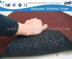 rubber floor mats for gym. (A-22901)children Playground Rubber Flooring / Equipment Outdoor Tile Floor Mats For Gym N
