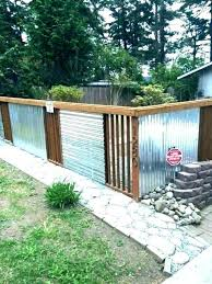 Image Privacy Cost Of Corrugated Metal Corrugated Metal Fence Cost Panel Panels To Build Rug Designs Sheet Wood Navigatortminfo Cost Of Corrugated Metal Corrugated Metal Fence Cost Panel Panels To