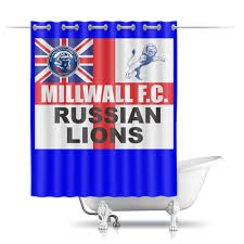 Шторы в ванную <b>Millwall</b> MSC bath curtain #2776321 от <b>Millwall</b> ...