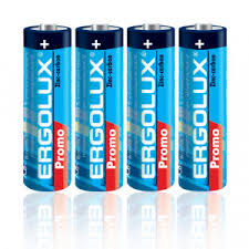 <b>Батарейка Ergolux R6</b> SR4 PROMO (SR6 PR. 1.5В) АА