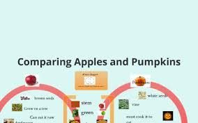 Pumpkin Venn Diagram Apple And Pumpkin Venn Diagram By Heather Newberry On Prezi