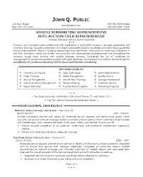 Outside Sales Resume Example Enchanting Sales Representative Resume Sample Format Rep Examples