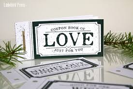 love coupon book stocking stuffer christmas gift for 🔎zoom