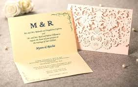 Sample Invitation Cards Wedding Invitation Cards Samples