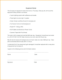 Lease Contract Templates