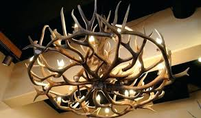 stag horn lamp authentic antler chandelier lamp stunning deer antler chandelier lamps home furniture stag horn design idea chandeliers uttermost stag horn