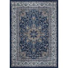 homely ideas navy blue throw rugs incredible decoration andover mills tremont fuller bluebrown area rug reviews