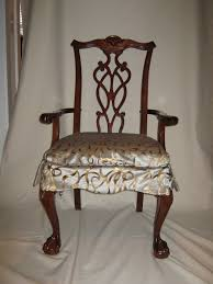 Dining Room Chair Seat Slipcovers Chair Covers Make Your Own Dining Chair Seat Covers
