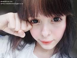 updated enlarging 얼짱 ulzzang makeup tutorial caucasian photo heavy