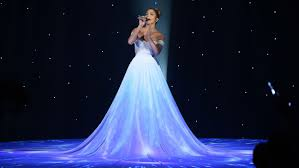Dresses With Lights Jennifer Lopezs American Idol Gown Deconstructed