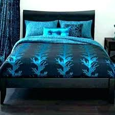 turquoise king comforter set bedding girls twin full bed blue white peace hotel 5 sets queen