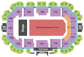 Scheels Arena Tickets And Scheels Arena Seating Chart Buy