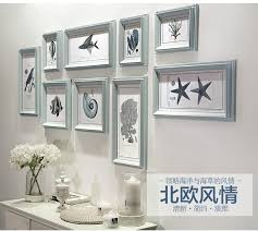 big size combination style collage picture frame sets 3d ps thicken wall frame sets hanging home