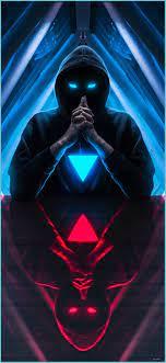 Neon Hacker Wallpaper 10k - Novocom
