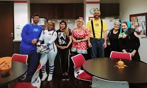 Office Halloween Halloween At The Office Montage Insurance Solutions