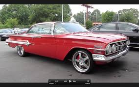 1960 Chevrolet Impala SS Start Up, Exhaust, and In Depth Tour ...