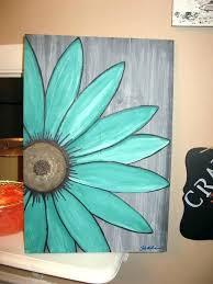 easy canvas painting ideas wall art interior design tutorials free