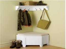 Corner Coat Rack Corner Coat Rack And Bench Foter 2