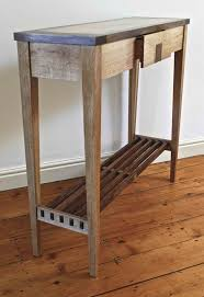very narrow hall table. Full Size Of Innenarchitektur:narrow Hallway Tablehandmade Wood Console Vanity Table Narrow Furniture And Decoration Very Hall Y
