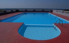swimming pool. Brilliant Swimming The Roof Top Swimming Pool Proffers A Lovely View Of The Nethravati River  And Is Place To Be During Hot Summer Months For Lazy Swim In  Inside Swimming Pool