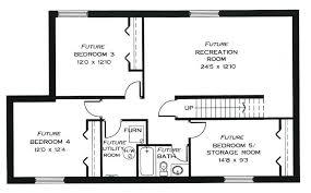 Basement Design Plans Simple Finished Basement Floor Plans Unique Basement Layout Design Ideas