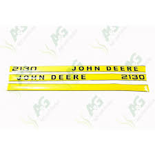 decal john deere 2130 for john deere 2130 decal john deere 2130