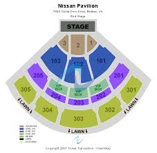 Bristow Jiffy Lube Live Seating Chart Cheap Jiffy Lube Live Formerly Nissan Pavilion Tickets