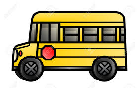 Illustration D Un Autobus Scolaire Bande Dessin E Clip Art Libres
