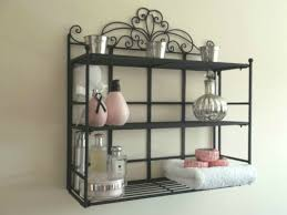 book rack french vintage style wall