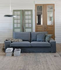 kivik 2 seater sofa cover loose fit