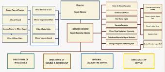 Cia Organizational Chart Spookdblog November 2014
