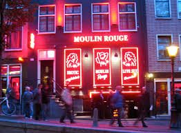 red light district best coffee shops