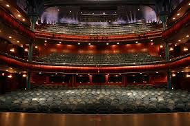 Mahaffey Seating Chart 21 Complete Winningstad Theater Portland Seating Chart With