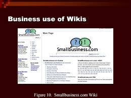Wikis Business User Information Architecture Blogs Wikis And Rss Ppt