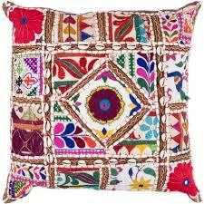boho chic furniture. la clede toss pillow apt2b boho chic furniture o