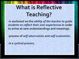 Teacher Powerpoint Reflective Teaching Powerpoint Mkdds