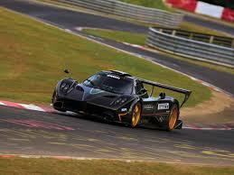 Pagani Zonda R Nurburgring Record Run Video and Pictures ...