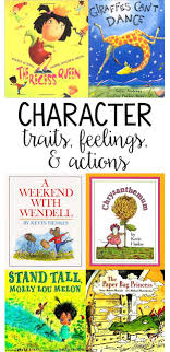 my favorite books for teaching character traits actions and feelings read the post for more lessons