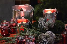 Pine Cone Candles Free Picture Tree Candles Wax Christmas Decoration Pinecone