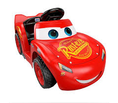power wheels lightning mcqueen 6 volt battery powered ride on ages 12 months 3 years